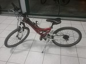 Bicicletta da ragazzo usata