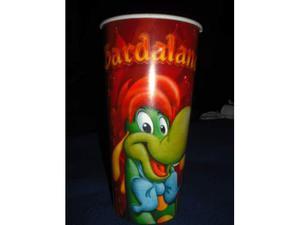 Gardaland bicchiere coca cola bibita