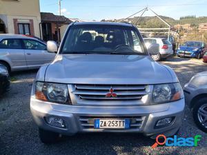 MITSUBISHI Pajero diesel in vendita a Castrolibero (Cosenza)