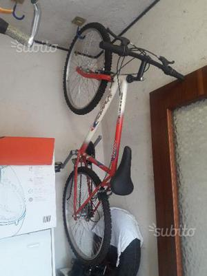 Mountain bike nuova, mai usata