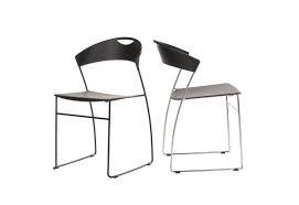 sedie design in metallo posot class