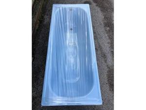 Vasca da bagno 170x70 colore azzurro nuovo