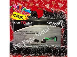 Flex/Smerigliatrice angolare doppia batteria 18 V a litio