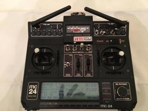 GRAUPNER MC 24