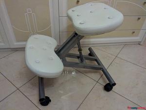 Sedia sgabello ergonomica posot class