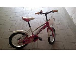 Bicicletta per bimba 6,7 anni