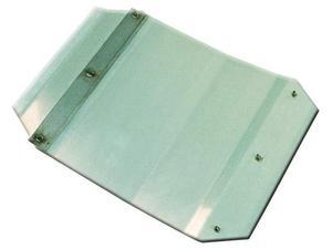 Paracoppa nissan micra 3 serie  in alluminio spessore