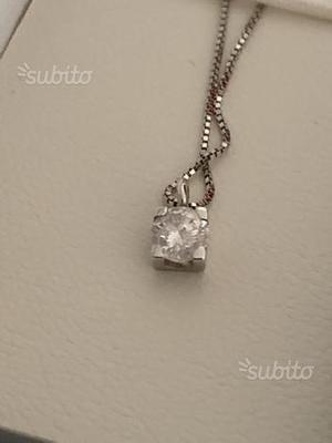 Girocollo oro diamante Originale