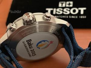 Orologio Tissot acciaio Originale
