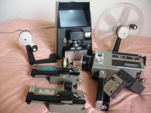 Cinepresa Cosina e Moviola