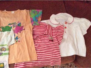 Magliette bimba da 1 a 3 anni