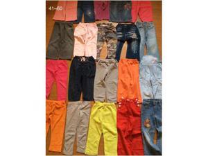 Pantaloni bimba da 1 a 3 anni