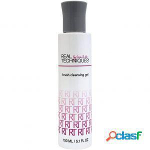 Real techniques makeup brush cleansing gel detergente per