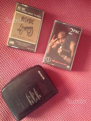 Walkman audio cassette