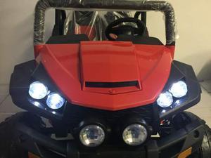 Auto macchina elettrica POLAR 24v 2 posti motori 102w