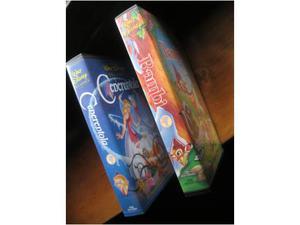 I Classici Walt Disney. Films VHS originali BAMBI -