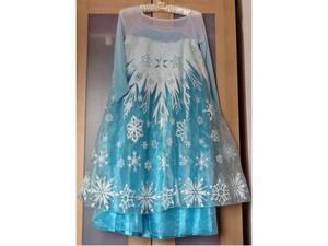 Vestito Elsa Frozen disney store, nuovo con etichetta