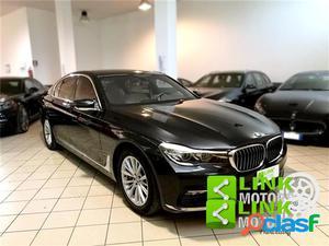 BMW Serie 7 diesel in vendita a Palermo (Palermo)