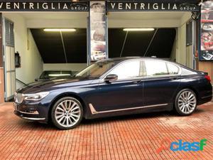 BMW Serie 7 diesel in vendita a Taranto (Taranto)