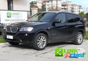 BMW X3 diesel in vendita a Ragusa (Ragusa)