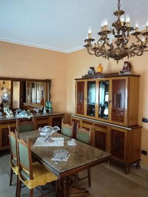 Stile veneziano camera da pranzo marca silik posot class - Camera da pranzo ...