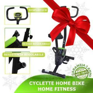 Cyclette home bike