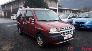 Fiat doblò 1.6i 16v malibù benzina, valle daosta