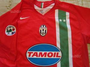 Maglia Juventus F.C. preparata da gara (seconda ma