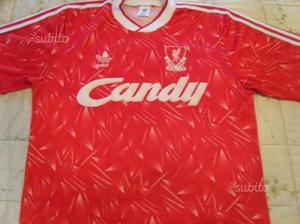 Shirt Liverpool F.C. anni '70 RARA DA COLLEZIONE
