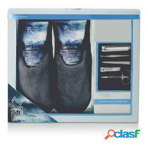 Style & grace skin expert lounging slipper set regalo 150ml