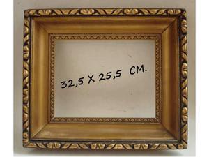 2 Cornici antiche(cm. 40,5 x 60,5 cm.) (32,5 x 25,5 cm)