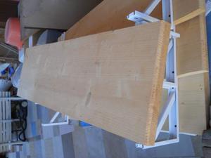 Ripiani In Legno Grezzo : Mensole in legno grezzo posot class