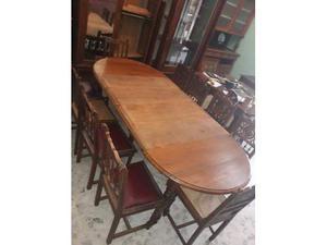 Antico tavolo da conferenze