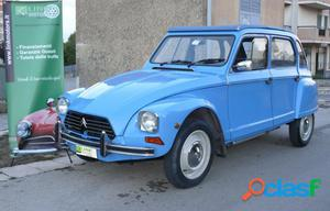 CITROEN Citroen Dyane 6 benzina in vendita a Ragusa (Ragusa)
