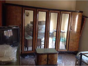 Camera da letto anni 50