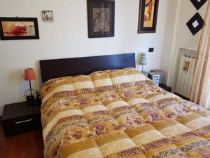 Camera da letto completa in legno