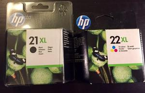 Cartucce HP nuove