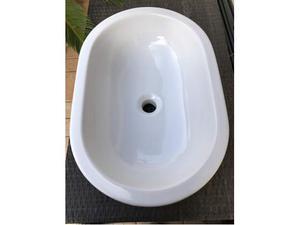 Lavabo ciotola ovale ceramica Nuovo