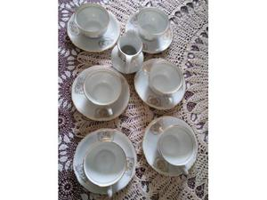 Servizio tazze da caffè