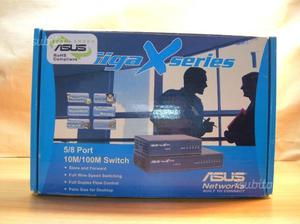 Switch Asus Giga X series  networks