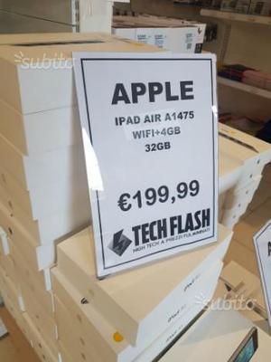 Talbet apple ipad air wifi 4g 32gb garanzia 1 anno