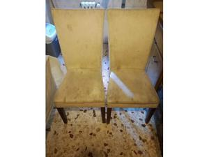 Sedie Bianche Eleganti : Eleganti sedie soggiorno posot class