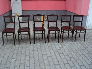 sedie depoca firmate vienna restaurate