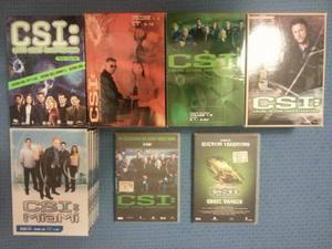 CSI: serie New York + serie Miami + 2 film