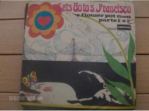 Disco 45 giri the flower pot men