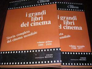 I Grandi Libri del Cinema