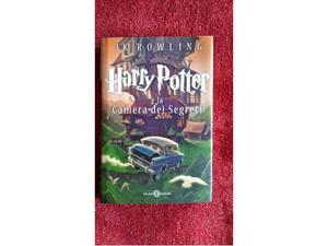Libro Harry Potter e la camera dei segreti e guida saga