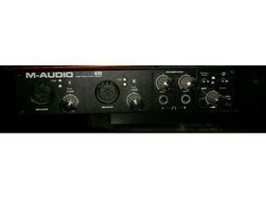 M-audio profire 610 scheda audio rec registrazione