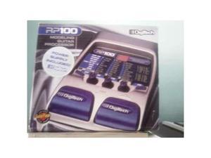 Processore di Effetti Digitale per Chitarra Digitech RP-100