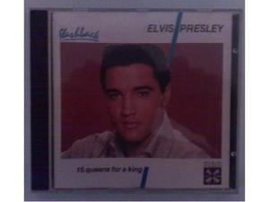 CD Elvis Presley,15 Queens for a King  RCA ND  B